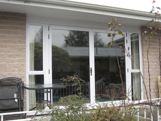 After-French Doors